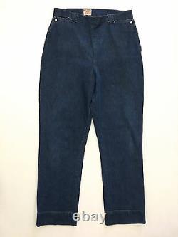 Levis vintage'50 Women's Jeans Western Rare Denim Woman Texas Pant SZ. L 46