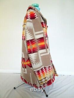 Men's Pendleton Western Wool Aztec Coat