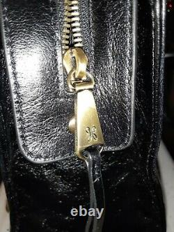 NWT Hobo International Large Studded Black Leather Tote Bag Avalon $348