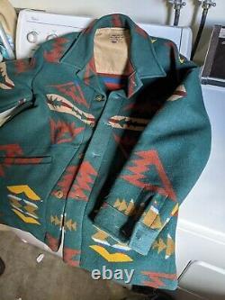 Pendleton Vintage Jacket Large