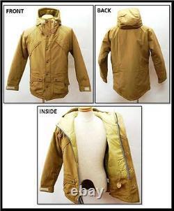 SIERRA DESIGNS 60/40 Vtg Retro PATROL Insulated PARKA Coat JACKET Men size LARGE