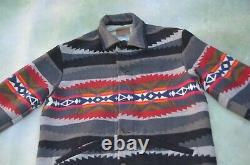 Vintage High Grade Western Wear By Pendleton Men's Jacket Size Large
