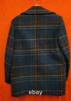 Vtg Beautiful Pendleton Jacket Coat Mens Size Large